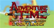 NINTENDO Nintendo 3DS Game ADVENTURE TIME EXPLORE THE DUNGEON BECAUSE I DONT